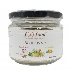 Fx Citrus Mix 100 Gr