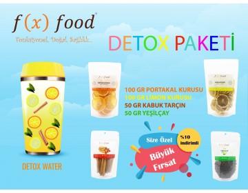 Fx Food Detox Paketi